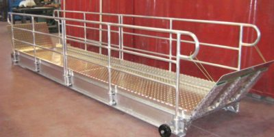 rampa mobile - mobile ramp 001