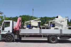 pompa SM serie 100-125 B3 per bassi consumi e massima affidabilità
