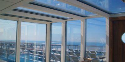 Fornitura e sostituzione vetrate murata 1