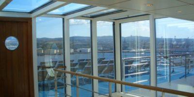 Fornitura e sostituzione vetrate murata 2