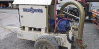 motopompa motore JCB e pompa SM serie 100-125