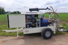 motopompa innovativa per irrigazione Sidermeccanica